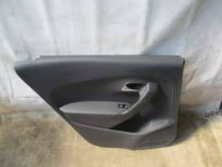 Обшивка двери задней левой VW Polo (Sed RUS) 2011> (Электрика 6RU86721