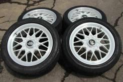 "Комплект кованых колес, rays VR EVO4 R17, Potenza RE050A. 9.0/8.0x17"" 4x114.30, 5x114.30 ET40/35"