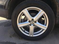 """Диски штатные Volvo R19 с резиной Michelin Premier LXT. 8.0x19"""""""