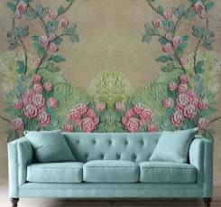 Невероятно красивая Роспись стен от профессионального художника! 3000р
