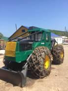 Timberjack. Трактор трелевочный скидер, 11 000куб. см., 30 000кг., 5 000кг.