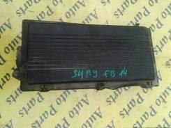 Корпус воздушного фильтра. Nissan Sunny, FB14 Двигатель GA15DE
