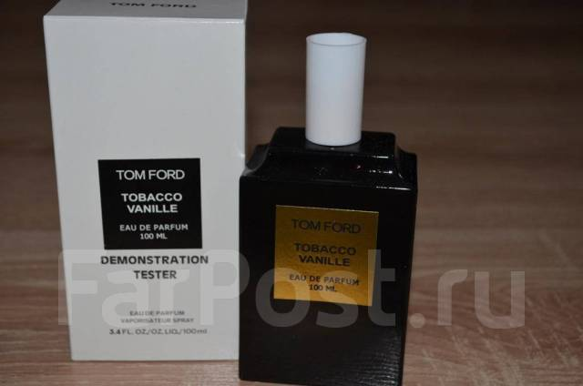 тестер Tom Ford Tobacco Vanille Eau De Parfum 100 Ml парфюмерия