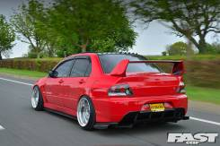 Спойлер. Mitsubishi Lancer Evolution. Под заказ