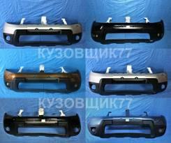 Бампер. Renault Duster, HSM, HSA Двигатели: F4R, K4M, K9K, H4M