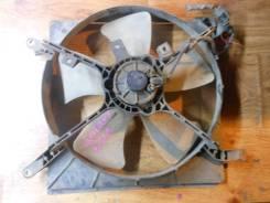 Вентилятор радиатора кондиционера. Mitsubishi Galant, E52A, E54A, E55A, E56A, E64A Двигатели: 4G63, 4G64, 4G93, 6A12