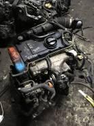 Двигатель в сборе. Volkswagen Passat, 3B6