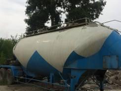 Hyundai. Продам цементовоз-полуприцеп с компрессором, 30 000кг.