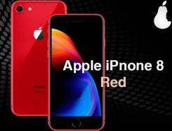 Apple iPhone 8. Новый, 64 Гб, Красный
