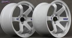 "RAYS VOLK RACING TE37 SL. 9.0/10.0x18"", 5x114.30, ET20/18, ЦО 73,1мм."