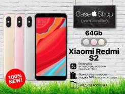 Xiaomi Redmi S2. Новый, 64 Гб, 3G, 4G LTE, Dual-SIM