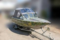 Kingfisher. двигатель подвесной, бензин