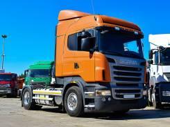 Scania R420LA. Седельный тягач Scania R420 2011 г/в Швеция, 11 705куб. см., 10 490кг.