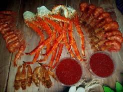 Нужен партнер по поставкам морепродуктов