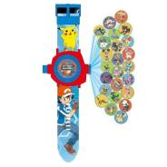 """Часы с проекциями """"Покемон"""""""