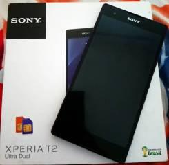 Sony Xperia T2 Ultra. Б/у, 8 Гб, Фиолетовый