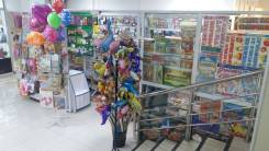 Продам отдел канцтоваров, шаров, праздничной атрибутики