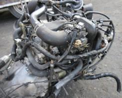 Контрактный двигатель EF-DEM в сборе