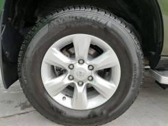 "Комплект колес Toyota Land Cruiser Prado 150 кузов. 7.5x17"" 6x139.70 ET25 ЦО 110,0мм."
