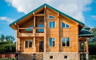 Капитальное строительство дома из бревна ( сруба, ручная рубка ), бруса