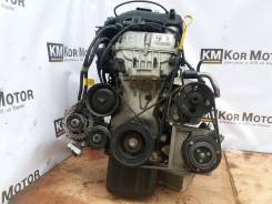 Двигатель Chevrolet Spark 1,0. B10D1.