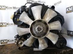Двигатель в сборе. Hyundai Galloper Hyundai Porter D4BF