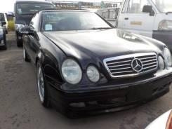 Mercedes-Benz CLK-Class. W208, M112