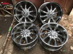 "RS Wheels. 9.5x22"", 5x114.30, 5x115.00, ET13, ЦО 74,0 мм."