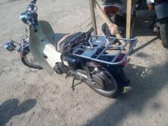 Honda Super Cub. исправен, без птс, без пробега