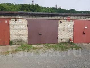 Гаражи кооперативные. р-н Фокино, 48кв.м., электричество, подвал.