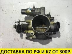 Заслонка дроссельная. Subaru Legacy, BE5, BH5 Subaru Impreza, GC8, GF8 Двигатель EJ204