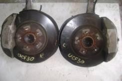 Ступица. Toyota Celsior, UCF30, UCF31 Двигатель 3UZFE