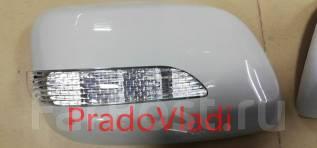 Корпус зеркала. Toyota Land Cruiser, GRJ200, J200, URJ200, UZJ200, UZJ200W, VDJ200
