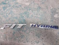 Дверь багажника. Honda Fit, GP1 Двигатель LDA