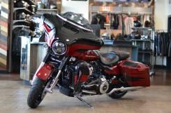 Harley-Davidson CVO Street Glide FLHXSE. 1 868куб. см., исправен, птс, без пробега