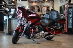 Harley-Davidson CVO Ultra Limited FLHTKSE. 1 868куб. см., исправен, птс, без пробега