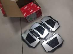 Колодки тормозные. Mercedes-Benz S-Class, V220, W220 Двигатели: M113E43, M113E50, M113E55, M137E58, M137E63, M275E55, M275E60