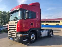 Scania G420LA. Scania G420 LA - седельный тягач 2011г. в., 11 705куб. см., 12 500кг.