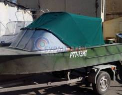 Тент и дуги на лодку мкм(Ярославка). Под заказ