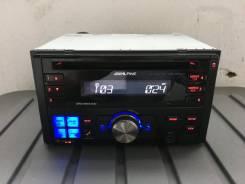 2 DIN Alpine CDE-W203Ji MP3 WMA AUX USB SUB из Японии