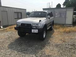 Toyota Land Cruiser. 81, 1HDFT