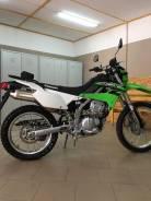Kawasaki KLX 250S. 250куб. см., исправен, птс, с пробегом