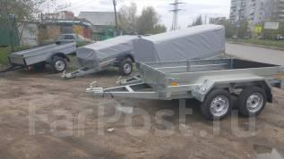Прицеп для грузов, снегоходов. лодок, на Терешковой. Г/п: 575кг., масса: 750,00кг.