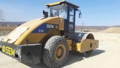 Предлагаем услуги грунтового виброкатка SEM 518, 18 т