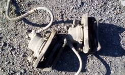 Суппорт тормозной. Mitsubishi Lancer, CK4A Двигатель 4G92