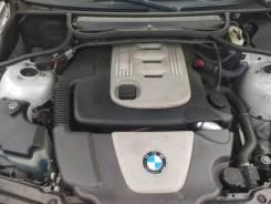 Дверь (крышка) багажника BMW 3 E46 2002 рестайлинг