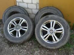 "Продам комплект колес ""зима"". 7.0x17"" 4x100.00, 5x100.00, 4x114.30 ET7 ЦО 60,1мм."