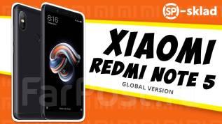 Xiaomi Redmi Note 5 Pro. Новый, 64 Гб, Черный, 3G, 4G LTE, Dual-SIM