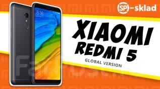 Xiaomi Redmi 5. Новый, 32 Гб, 3G, 4G LTE, Dual-SIM