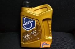 NGN. Вязкость 0W-20, синтетическое